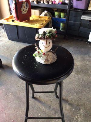 Foam Craft Snowman for Sale in San Bernardino, CA
