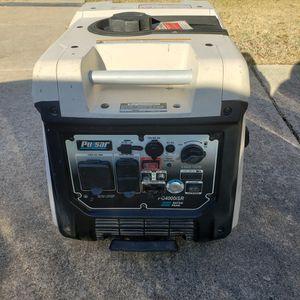 PULSAR PG4000iSR 4000w Peak Generator Inverter Silent Series for Sale in Cedar Park, TX