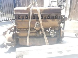 1935 GMC motor 223 ci for parts or scrap for Sale in Alhambra, CA