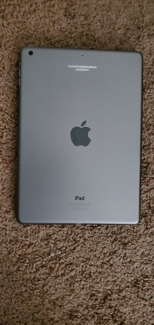 iPad air iCloud unlocked for Sale in Washington, DC