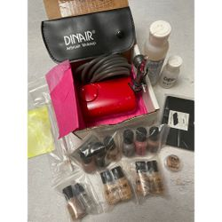 Dinar AirBrush MakeUp Kit for Sale in Brooklyn,  NY