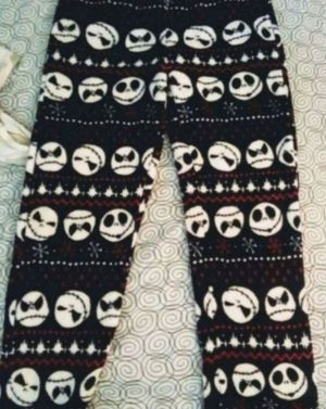 Disney Nightmare Before Christmas Pajama Bottoms for Sale in Fresno, CA