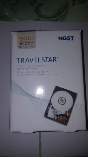 Hard drive 500 gb for Sale in Gaithersburg, MD