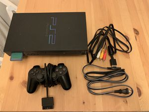Ps2 tested and working for Sale in Tampa, FL