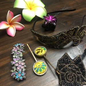 Hair Accessories - $1 Each - All For $5 for Sale in Burbank, CA