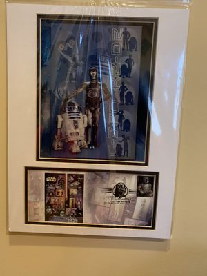 Star wars poster for Sale in Oswego, IL