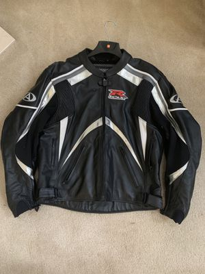 Suzuki GSX-R motorcycle jacket for Sale in Atlanta, GA