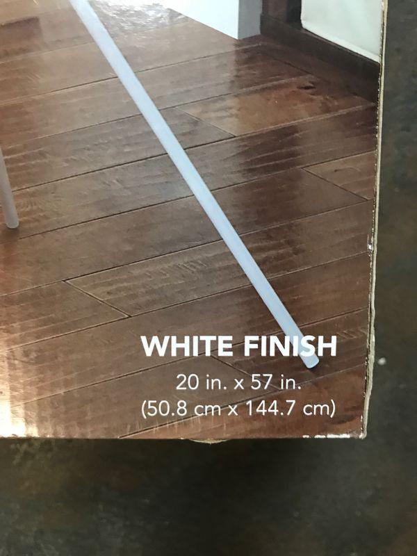 Task tripod Floor Lamp White Brand New