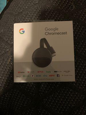 Google Chromecast New for Sale in Henrico, VA