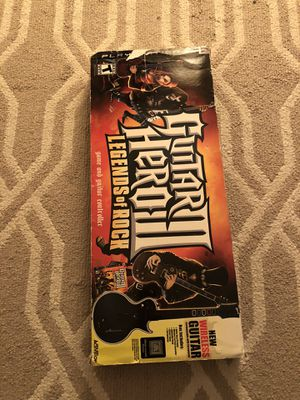Guitar hero 3 legends of rock guitar for Sale in Eastchester, NY