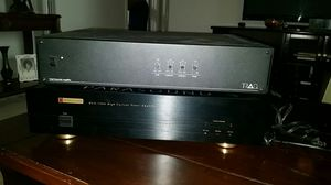 Parasound and Triad amplifiers for Sale in Austin, TX