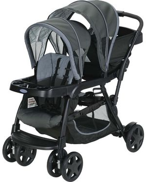 Graco double stroller for Sale in Lake Worth, FL
