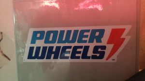 Power Wheels 12v for Sale in Industry, CA