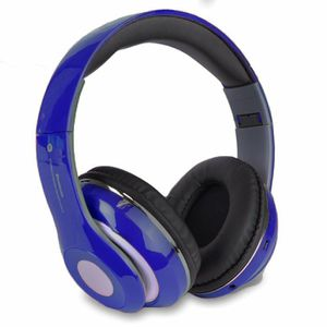 Bluetooth Rechargeable Over Ear Headset Foldable Wireless Wired Headphones with Memory Card for Sale in Odessa, FL