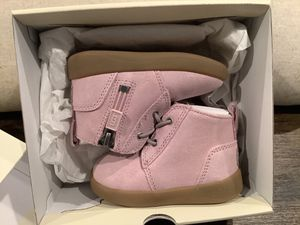 UGG Baby Girl Pink Boots. (Infants: 6-12 months) BRAND NEW!!! for Sale in Chesapeake, VA