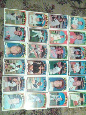 Old baseball cards for Sale in Hayward, CA