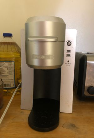 Mr. Coffee Keurig one cup pot for Sale in Pittsburgh, PA