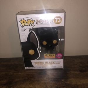 Harry Potter Sirius Black Hot Topic Exclusive Flocked Funko Pop for Sale in Odessa, TX