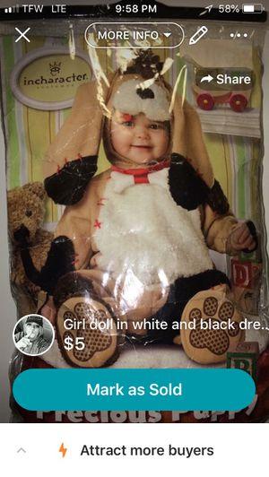 Costume sz 12-14 months for Sale in Murfreesboro, TN