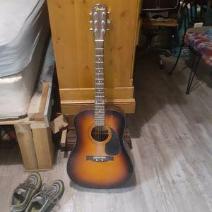 fender acoustic guitar for Sale in Reno, NV