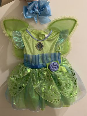Tinkerbell costume for Sale in Downey, CA