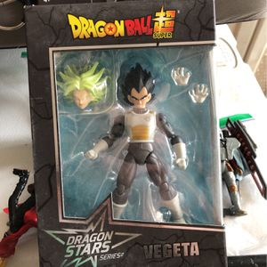 DragonBall Z Super Vegeta Figure for Sale in Mesa, AZ