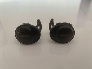Bose SoundSport Free Wireless Headphones for Sale in Montebello, CA