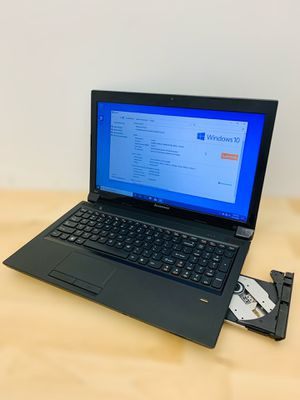 "Lenovo 15.6"" laptop / Windows 10 / Camera / Antivirus / HDMI / CD-DVD / Charger for Sale in Lauderdale Lakes, FL"