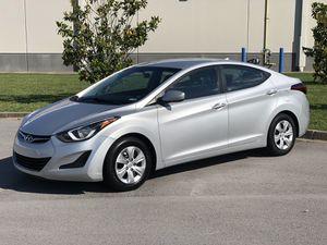 2016 Hyundai Elantra for Sale in Nashville, TN