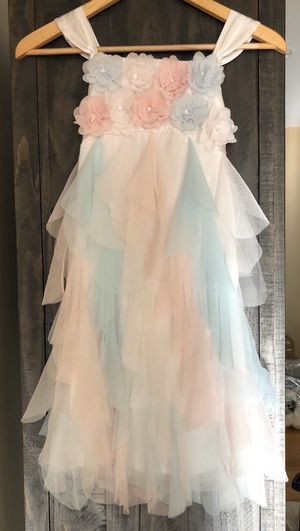 Girls Special Occassion/Flower Girl Dress Sz 8 for Sale in Los Angeles, CA