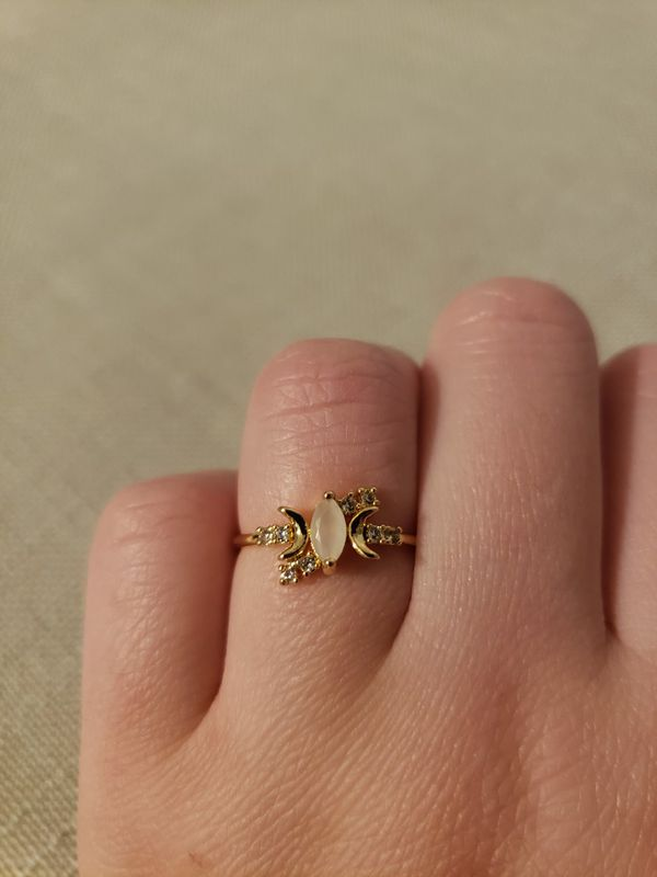 New Super Cute and Simple Ring