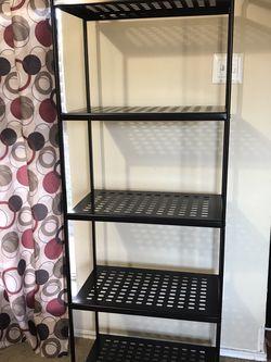 Adjustable IKEA Storage Rack | IKEA 5 Self Rack for Sale in Irving,  TX