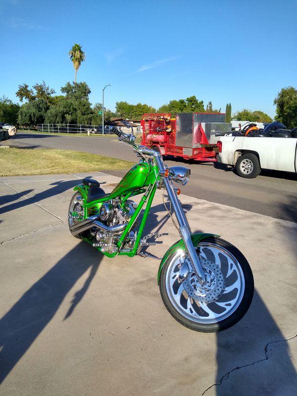 2004 American Iron Horse Texas chopper