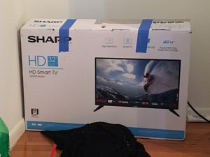 SHARP HD SMART TV for Sale in Norfolk, VA