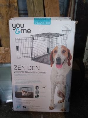 Medium dog crate brand new for Sale in Chicago, IL