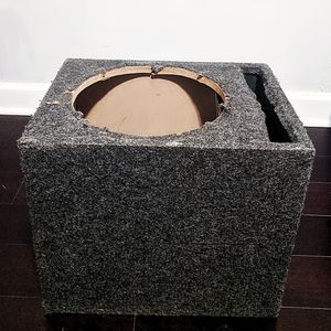 """12"""" Subwoofer Box Ported for Sale in East Point, GA"""