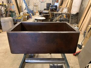 Native trails kitchen sink copper for Sale in Boca Raton, FL
