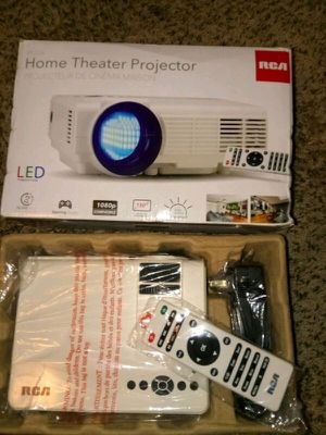 RCA HOME THEATER PROJECTOR for Sale in Clifton, VA