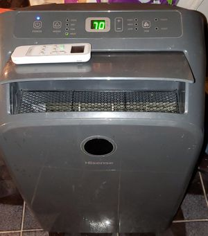 Hisense 400 Sq Ft Portable Air Conditioner with 4-in-1 for Sale in Salt Lake City, UT