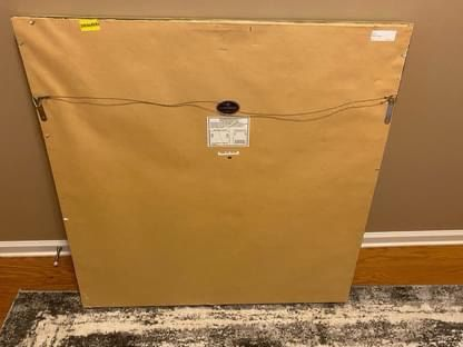 Like New Flecks of Spring Canvas by Uttermost