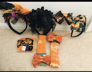 Brand new halloween hair accessories (pick up only) for Sale in Alexandria, VA