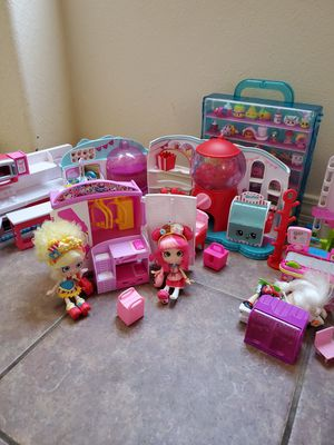 Shopkins Collection for Sale in Albuquerque, NM