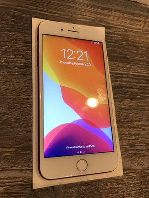 IPhone 7 Plus 128Gig Unlocked for Sale in Fontana, CA