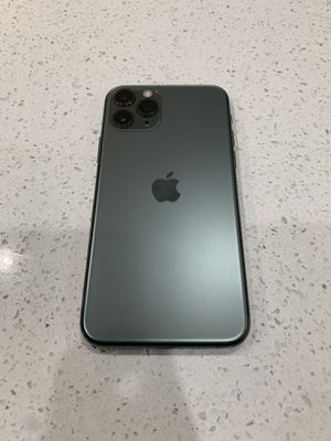 iPhone 11 Pro Green with AppleCare Excellent for Sale in Phoenix, AZ