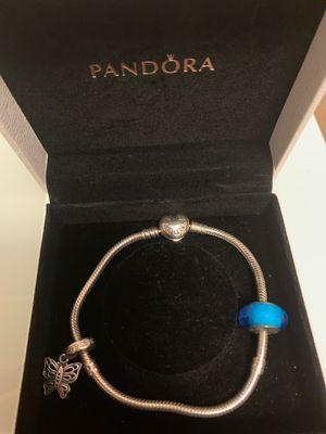 Pandora bracelet with charms for Sale in Wichita, KS