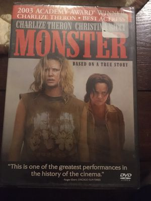 Monster - DVD/Movie - Charlize Theron - True Story for Sale in Harrodsburg, KY