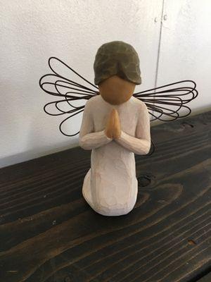 "Willow tree "" angel of prayer"" 1999 Demdaco Susan Lordi figurine for Sale in Anaheim, CA"