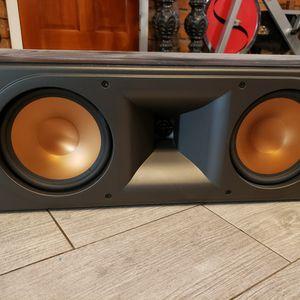 Klipsch RC35 Center Speaker WORK PERFECTLY for Sale in Mesa, AZ