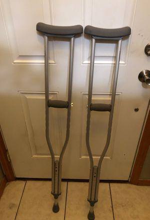 """300# rated crutches 5""""2"""" thru 5""""10"""" for Sale in Lake Stevens, WA"""