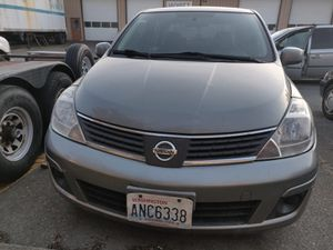 NISSAN VERSA 2008 FOR SALE OR TRADE for Sale in Everett, WA